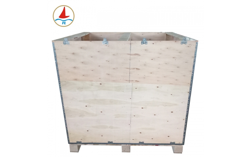 Assemblyable Plywood Box